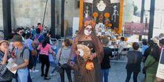 Aún se viven las tradiciones de día de muertos en Oaxaca