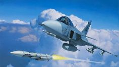MOST ADVANCED Truly Multirole Fighter Jet Swedish SAAB Gripen E | Compil...