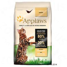 Animalerie  Applaws poulet pour chat  2 x 75 kg