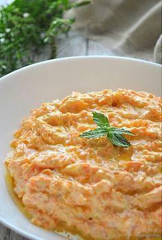 Σαλάτα γιαούρτι-καρότο