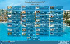 Promo hôtels Hammamet Juillet/Août 3*/4*   Réservation en ligne: http://freedomtravel.tn/hotel_tn.php  Tel : 70 826 112 Mob : 23 569 470 Mail : info@freedomtravel.tn Skype : freedomtraveltn Site : www.freedomtravel.tn
