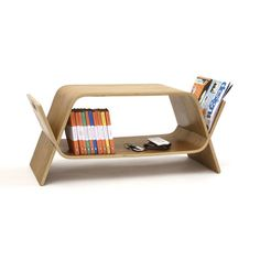 I could use this for so many things...side table, coffee table, bench...ottoman...Top to Bottom Media Table | dotandbo.com