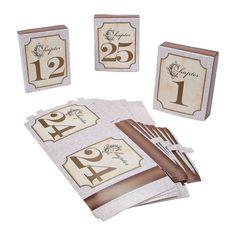 Romantic+Wedding+Table+Numbers+-+OrientalTrading.com