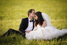 Romantic Finger Lakes Wedding