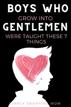 Gentle Parenting, Kids And Parenting, Parenting Hacks, Teaching Kids, Kids Learning, Raising Boys, Kids Behavior, Kids Education, Respect Women