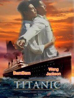 GOT7′s BamBam Ships Himself With Jackson