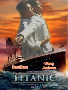 GOT7′s BamBam Ships Himself With Jackson. And by ship, thereon mean the Titanic. Lol. Or maybe it is the S. S. Bamson