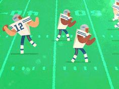 Brady to Pass by Fraser Davidson
