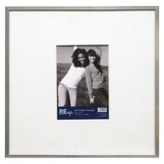Room Essentials® Thin Profile Frame with Mat 5x7