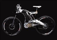 Rocketumblr   M55 Electric bike
