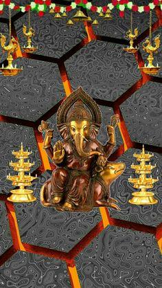 Lord Ganesha, Lord Krishna, Ganesh Idol, Cute Good Night, Om Sai Ram, Religion, Friday, Pictures, Photos