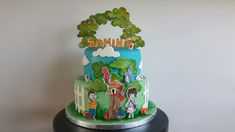 Zack and quack cake Cake Boss, Projects To Try, Birthday Cake, Desserts, Food, Tailgate Desserts, Deserts, Birthday Cakes, Essen