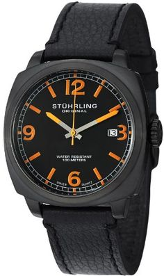 Stuhrling Original Men's 451.33551 Leisure Eagle Square Swiss Quartz Date Watch Watch Reviews - At Amazon Products Reviews, the privacy of our visitors is of extreme importance to us (See this article to learn more about Privacy Policies.). This privacy policy document outlines the types of personal information is received and collected by Amazon Products Reviews and how it is used.Log... - http://thequickreview.com/stuhrling-original-mens-451-33551-leisure-eagle-square-swiss