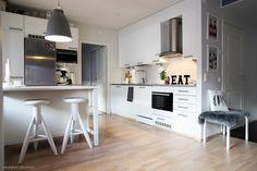 Myytävät asunnot, Aurinkotuulenkatu, Helsinki #oikotieasunnot #keittiö