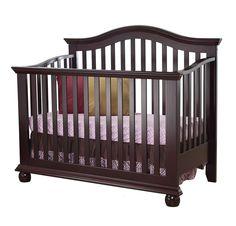 Sorelle Vista 4 in 1 Convertible Crib
