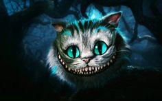 cheshire cat | Cool Cheshire Cat Wallpaper 1920x1200PX ~ Cheshire Cat Wallpaper ...