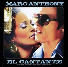 Marc Anthony - El Cantante (CD)