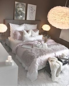 Best 27 Room Decor Bedroom Design Ideas For Your Inspiration Luxe Bedroom, Home Decor Inspiration, Bedroom Makeover, Gorgeous Bedrooms, Bedroom Interior, Luxurious Bedrooms, Home Decor, Room Decor Bedroom, Girl Bedroom Decor