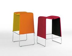 Barstools | Seating-seating systems | Lazy 05 SGLA67/SGLA77. Check it out on Architonic