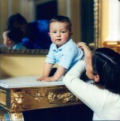 Принц Николай Baby Royal, Royal Babies, Alexandra Manley, Princess Alexandra Of Denmark, Danish Royalty, Royals, Flower Girl Dresses, Children, Young Adults