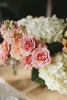 John + Amy - Brooke Courtney Photography / blush + nude wedding inspiration / flowers / wedding details / decoration / table centerpieces /