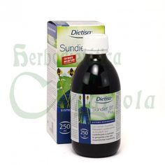 Dietisa, Jarabe Sundiet BT Plus, un complemento alimenticio a base de plantas, aminoacidos, miel y concentrados de frutas que contribuye al cuidado de las vías respiratorias y colabora en las defensas del organismo