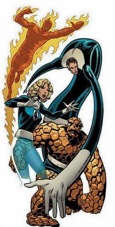Fantastic Four Byrne Comic Book Artists, Comic Book Characters, Marvel Characters, Comic Artist, Comic Books Art, Marvel Comics, Marvel Films, Marvel Art, Marvel Heroes