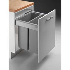 Wesco Pullboy-Z - Pull Out Bin 84L - 600mm Door - Binopolis