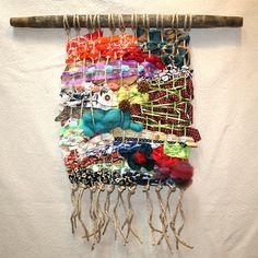 Tapestry Weaving w/ Praxis Fiber Workshop - 3-5pm @ Akron Art Museum Classroom
