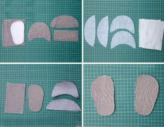 Image titled Cute baby girl shoes tutorial 2