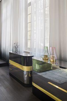 Charles Zana | Design d'espace |  architecture d'intérieur, projets de décoration, idées déco