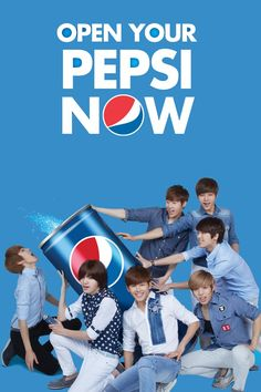 INFINITE Pepsi Wallpapers