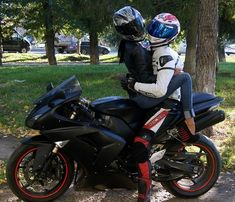 Biker Couple | Flickr