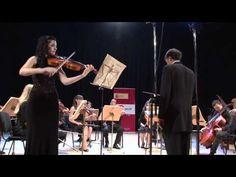 G.Ph. Telemann. Concierto para viola y Orquesta de cuerda en Sol Mayor.OCCM. - YouTube