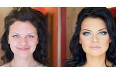 23 Before and After Makeup Transformation Photos That Are Almost Unbelievable