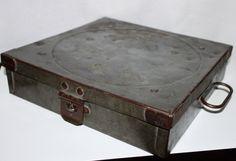1930s Vintage Movie Reel Transport Box by riverjim on Etsy, $49.00