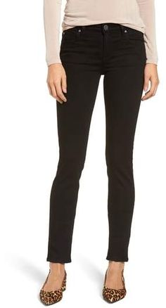 9160858a774 Diana in Black Jeans  Style Kut Kloth