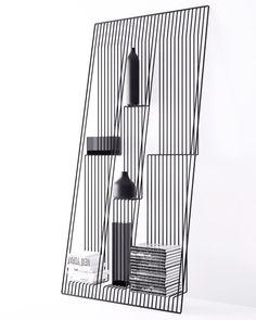 e it! What do you guys think? Minimal bookcase designed by @dmitrykozinenko