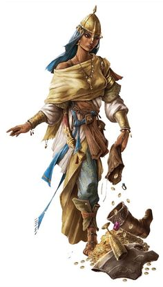 pathfinder characters - Google Search