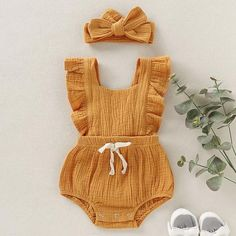 Newborn Summer Rompers Set – DailyBestBuys