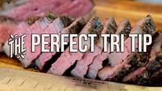 How To Cook A Perfect Tri Tip 🔥Santa Maria Style Santa Maria Tri Tip, Santa Maria Grill, Tri Tip Steak Recipes, New Cooking, Cooking Ideas, Tri Tip Sandwich, Best Meat, Grillz, Time To Eat