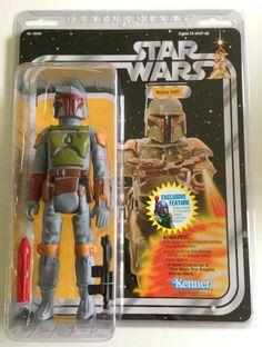 Hasbro Gentle Giant Star Wars Jumbo Rocket Firing Boba Fett Action Figure
