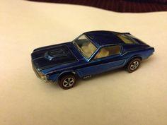 Hot Wheels Redline Custom Mustang