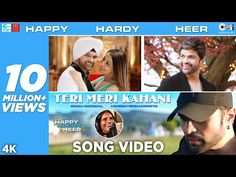 Teri Meri Kahani OFFICIAL Song - Happy Hardy And Heer | Himesh Reshammiya & Ranu Mondal | Sonia Mann - YouTube