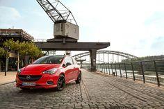 Sportieve looks voor nieuwe Opel Corsa: OPC-Line 2015