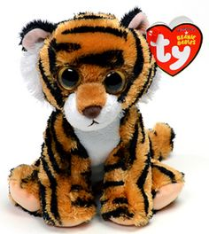 Ty Beanie Baby Stripers the Tiger 42055 04ea4bb7441e