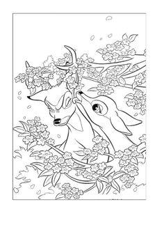 Dibujos para Colorear Disney 137