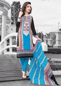 Balaji Chitra Vol-11 Cotton Dress Material (25 pc catalog)