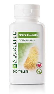 Natural B complex - Good to maintain healthy homo-cysteine levels. Great for muscle cramps, improvement in hair texture etc.