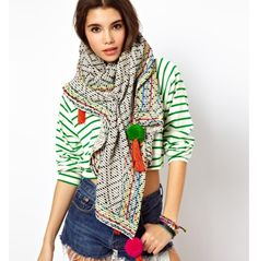 Lovely #scarf by ASOS. Need this!